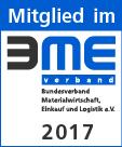 Prosepro ist Mitglied beim BME