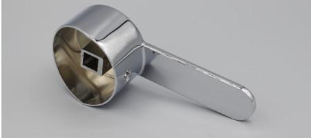 Zinkdruckgussteile inklusive Oberflächenveredelung